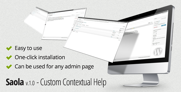 CodeCanyon Saola- Custom Contextual Help for every admin page 1536090