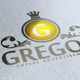 Gregor Logo - GraphicRiver Item for Sale