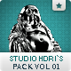 Studio Hdri Pack - 3DOcean Item for Sale