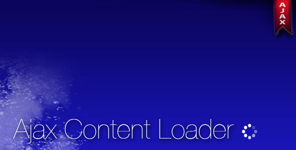 Simple Content Loader - CodeCanyon Item for Sale