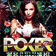 Poker Nights Party Flyer - GraphicRiver Item for Sale
