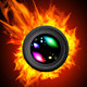 Burning The Camera Lens - GraphicRiver Item for Sale