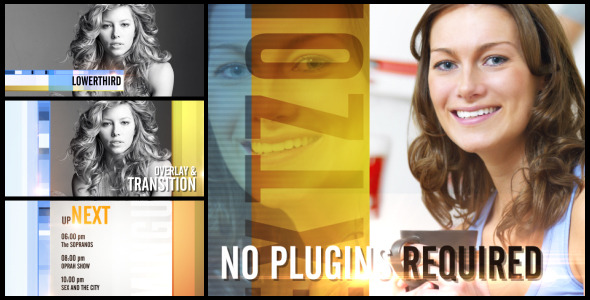 VideoHive Sliding Beauty Promo Pack 2412313