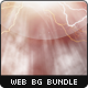 Web Backgrounds Bundle-Graphicriver中文最全的素材分享平台
