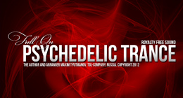 Psychedelic Trance - Full On