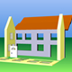 house building animation - ActiveDen Item for Sale