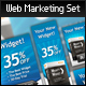 Essential Web Marketing Set-Graphicriver中文最全的素材分享平台