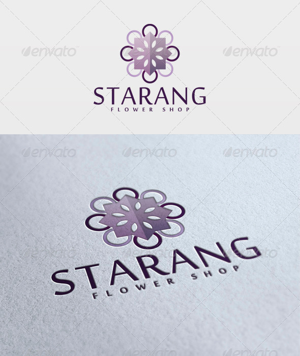 Starang Logo - Vector Abstract