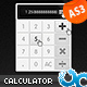 Flash Calculator AS3 - ActiveDen Item for Sale