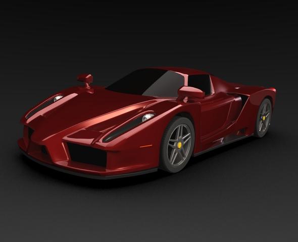 3DOcean Ferrari Enzo 89115