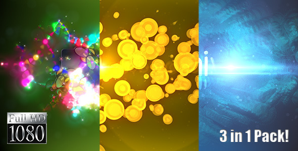 VideoHive Logo Opening Pack 3 2427484
