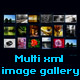 Dynamic multi xml images gallery - ActiveDen Item for Sale