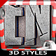 3D Fusion Mega Series 2 - Cinder Block - GraphicRiver Item for Sale