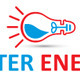 Water Energy Logo - GraphicRiver Item for Sale