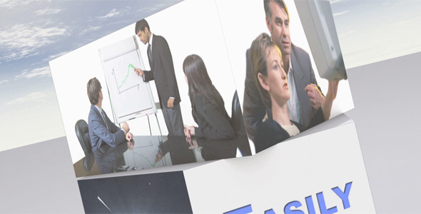 After Effects Project - VideoHive Corporate Display Tower 2433282