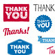 &amp;quot;Thank You&amp;quot; Graphics - GraphicRiver Item for Sale