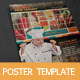 Latino Food Contest Poster Template - GraphicRiver Item for Sale