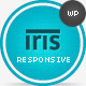Iris - Clean / Responsive / Ajax / Wordpress