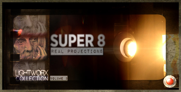 VideoHive Super 8 Bundle 2437532