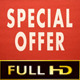 Special Offer Intro With Alpha - VideoHive Item for Sale