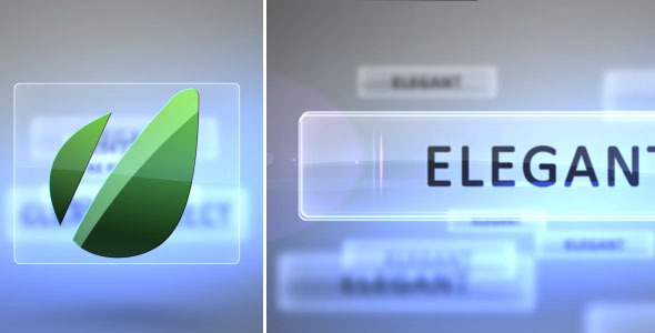 VideoHive Clean Space Logo 2441451