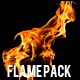 Isolated Flame Pack 1 - GraphicRiver Item for Sale