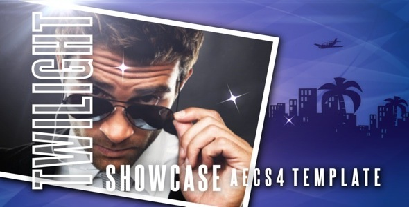 After Effects Project - VideoHive Twilight Showcase 2442024