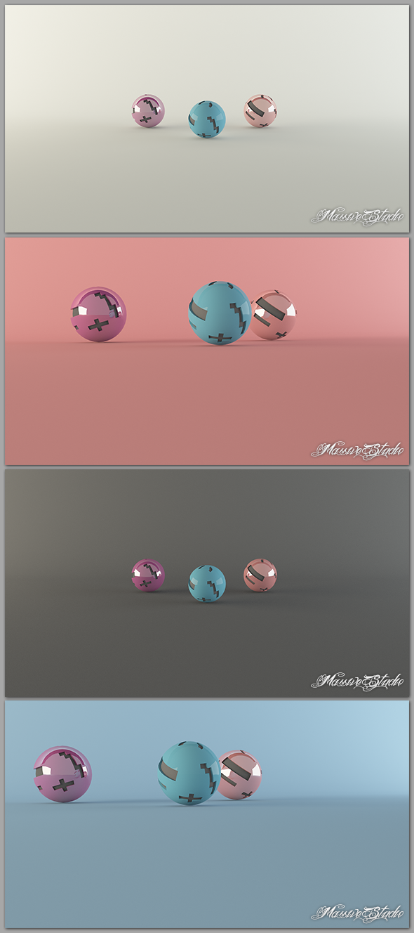 Vray Render Setup 2 For 3Ds Max - 3DOcean Item for Sale