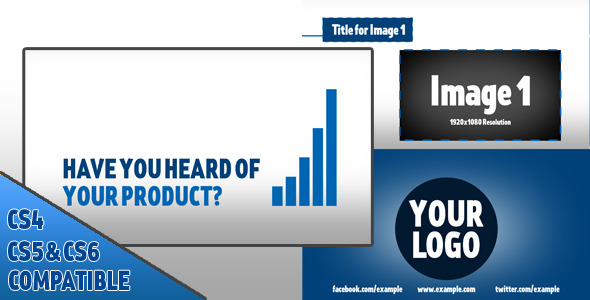 After Effects Project - VideoHive Promote your Service Business Product 2444981