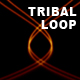 Tribal Loop BG (w/Alpha) - VideoHive Item for Sale