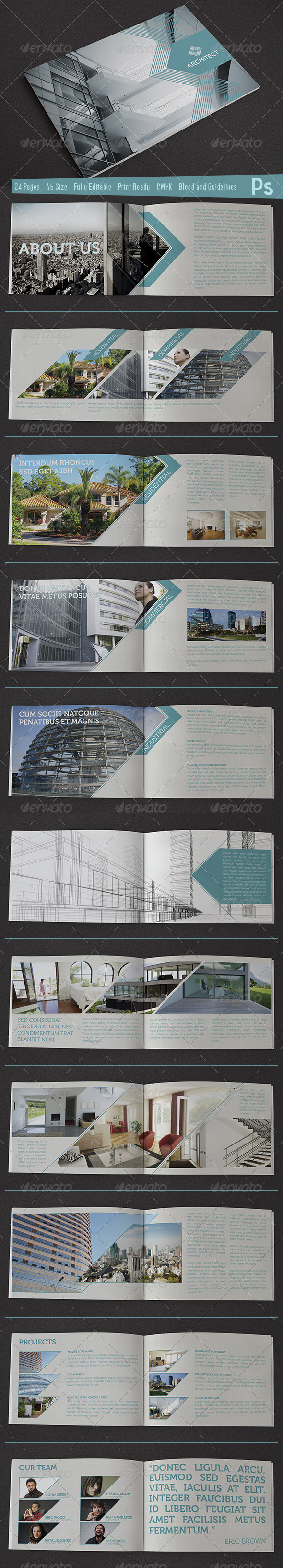 Architect Brochure - Corporate Brochures