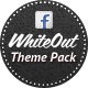 WhiteOut Theme Pack for Facebook Traffic Pop - CodeCanyon Item for Sale