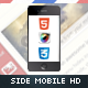Side Mobile Retina | HTML5 & CSS3 And iWebApp - ThemeForest Item for Sale