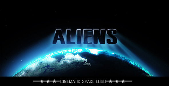 VideoHive Cinematic Space Logo or Title 2453399