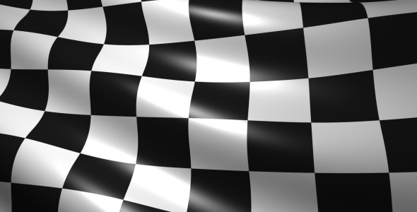 VideoHive Racing Flag 2453475