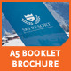 A5 Booklet Brochure - GraphicRiver Item for Sale
