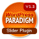 Paradigm Slider WordPress Plugin - CodeCanyon Item for Sale
