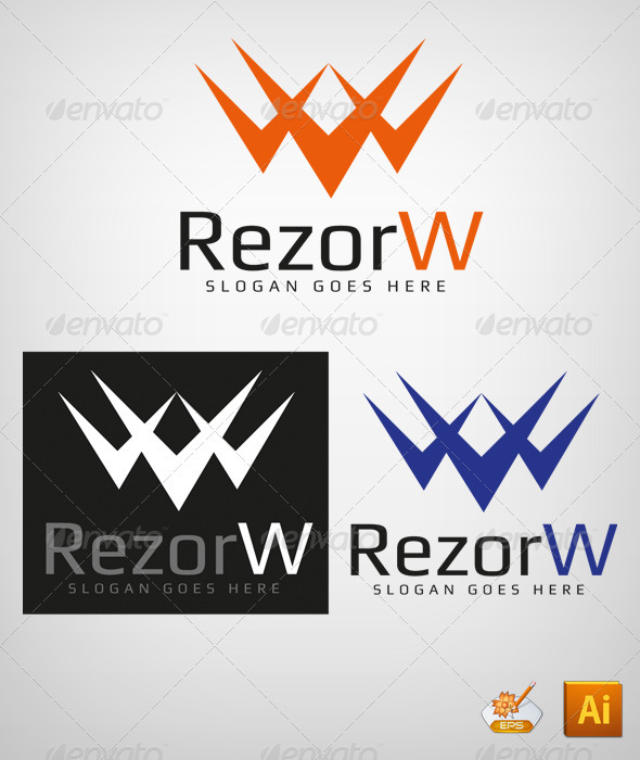 Rezorw - Letters Logo Templates