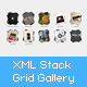 XML Stack Grid Image/Video Gallery - ActiveDen Item for Sale