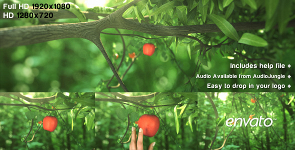 After Effects Project - VideoHive Eden Logo Reveal 2444694