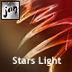 Stars Light Theme Backgrounds - GraphicRiver Item for Sale