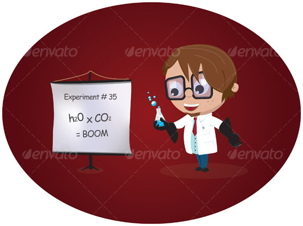 GraphicRiver Doctor in a lab 90560