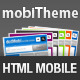 mobiTheme - XHTML Theme for Mobile Devices - ThemeForest Item for Sale