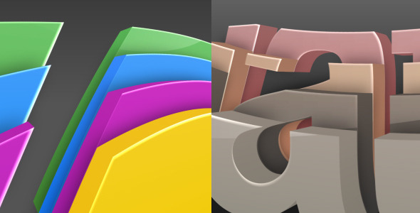 After Effects Project - VideoHive 3D Colorize Logo Reveal 2474135