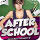 After School Party Flyer - GraphicRiver Item for Sale