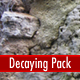 Decaying Walls Pack - GraphicRiver Item for Sale
