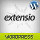 Extensio - Elegant and Minimal Business WordPress  - ThemeForest Item for Sale