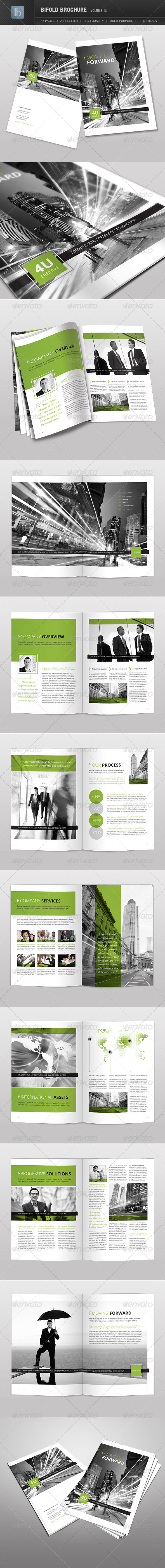 GraphicRiver Bifold Brochure Volume 13 2479951