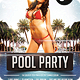 Pool & Beach party flyers - GraphicRiver Item for Sale