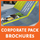 Corporate Pack Brochures - GraphicRiver Item for Sale